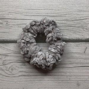 🛍 Handmade velvet Scrunchie